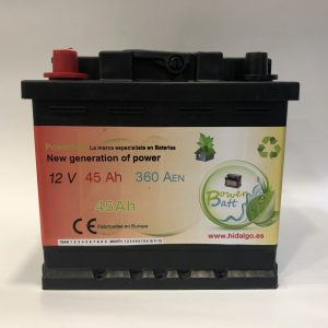 BATERIA POWER BATT 45 AH