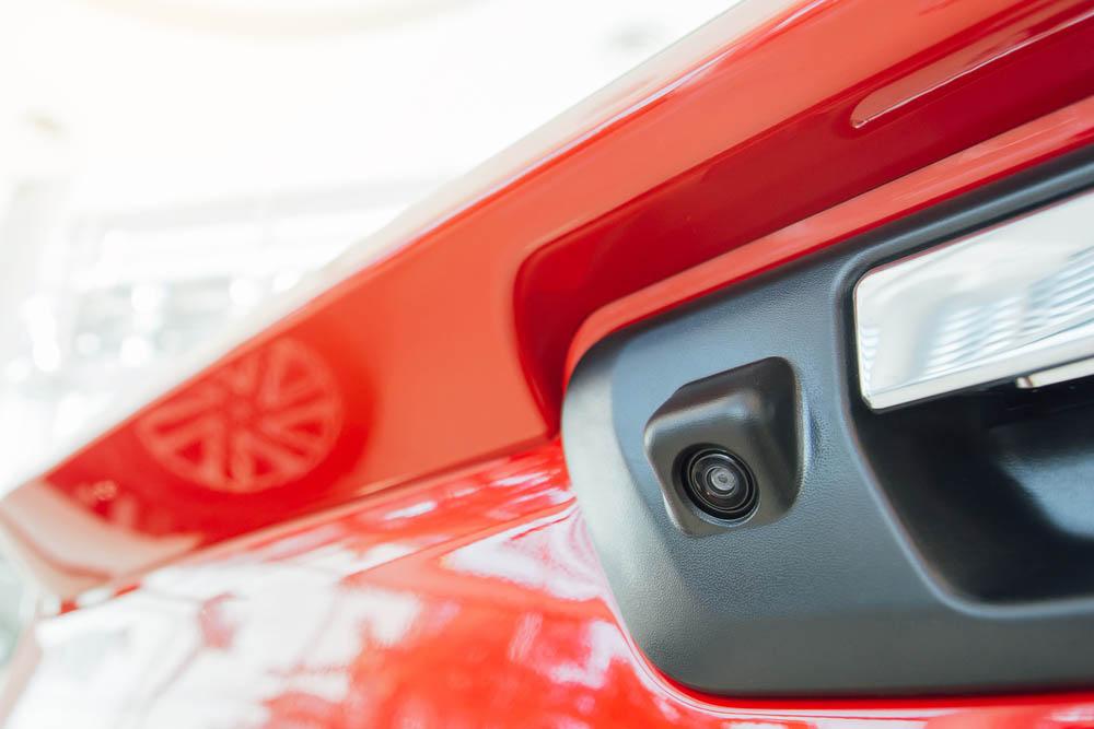 cámaras de visión trasera en ciudad lineal