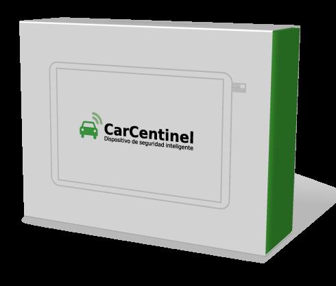 CarCentinel Antirrobo GPS