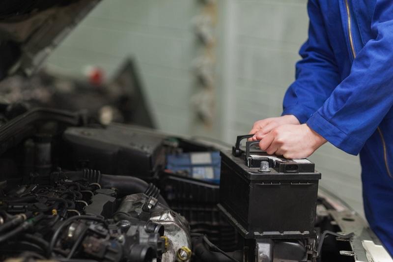 baterías de coche online