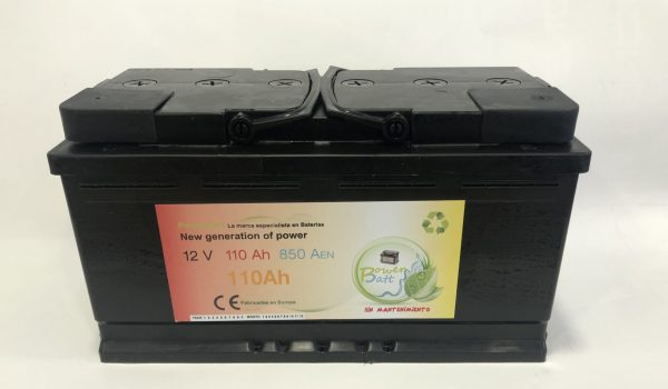 BATERIA POWER BATT 110 AH 850 Aen